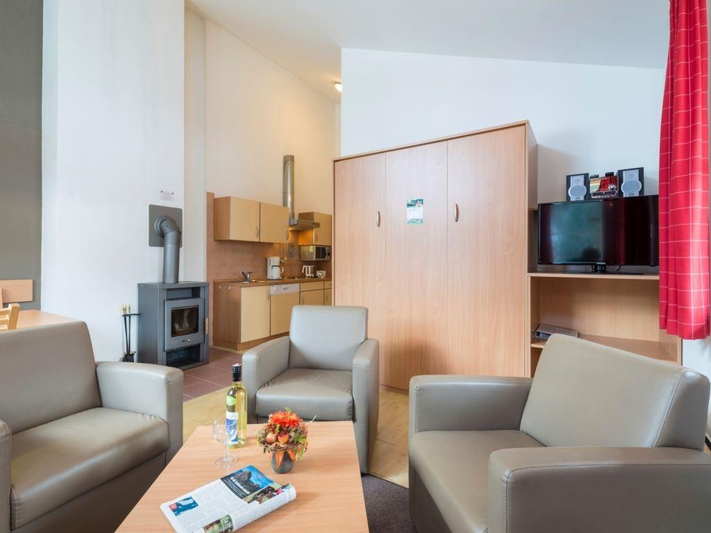 8 personen ferienwohnung 8a in landal rehrenberg. Black Bedroom Furniture Sets. Home Design Ideas